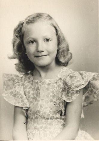 Karen Deann Wright, 7 years old