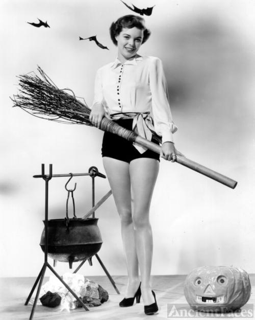 Nancy Gates as a Witch