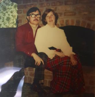 Bob and Alma Harshman