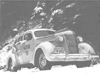 1938 Nash with Air Conditioning