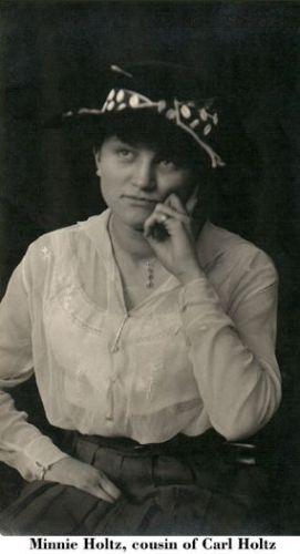 Minnie Holtz, 1910's