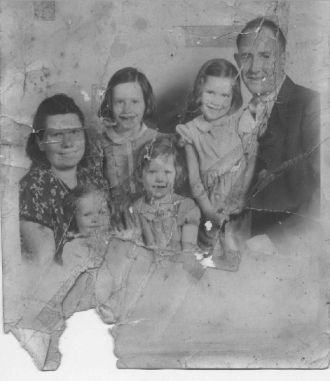 Clarence & Family