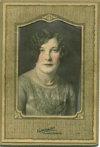 Mildred  Lacey
