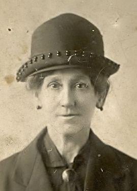 Elizabeth Fanny Davis