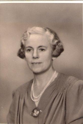 Gertrude (MITCHELL) BELL