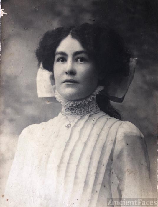 Flora Adelaide Buckler nee Hunt