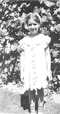 A photo of Marian Joyce (Benning) Kroetch