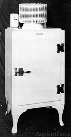 Refrigerator, 1930's
