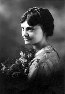 Mayme (Pallansch) Barthel, North Dakota 1919