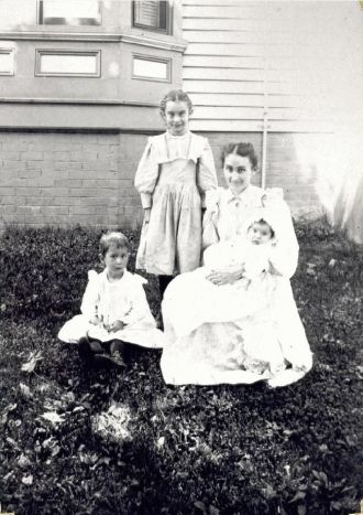 A photo of Bertha M. Skiner