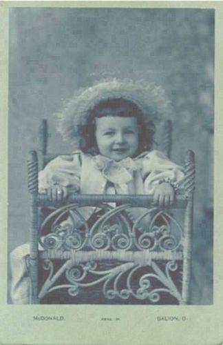 Unknown Little Girl 1