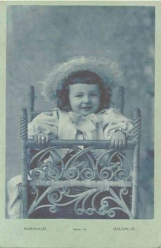 Unknown Little Girl 1