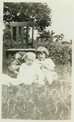Maureen and Robert Jr.