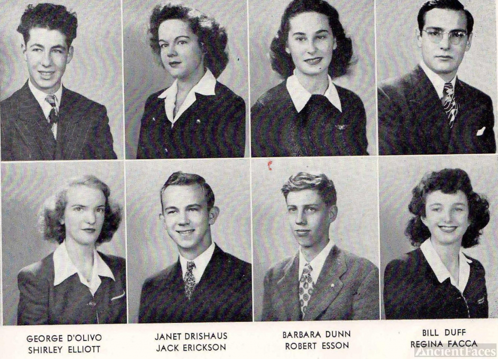 Jack Erickson and San Mateo High School students