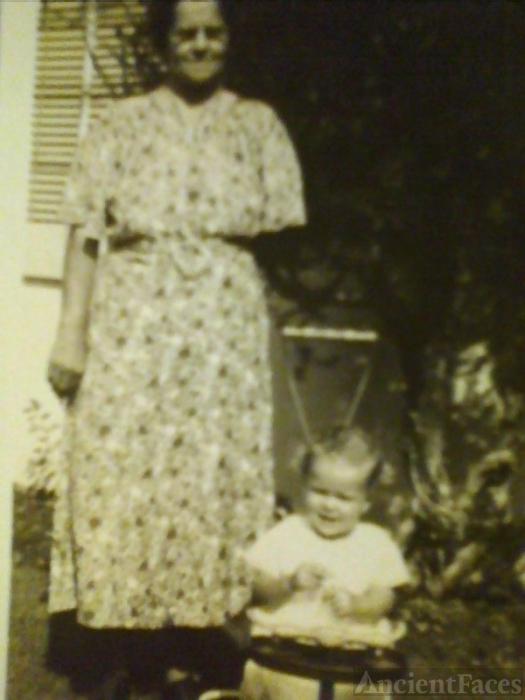 Josephine Jones & Marcia Standley, California