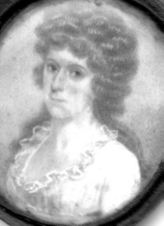 A photo of Ann (Waddell) Evans