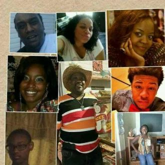 Blaney Richard Holmes family