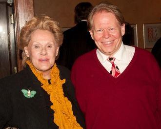 Tammy Grimes and Joel Vig