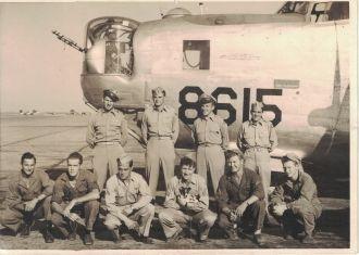 B-24 Bomber Crew