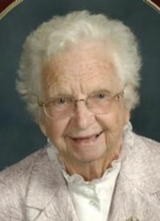 Hazel Mae (Hughes) Meeker