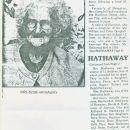 Bessie Campbell Hathaway Obit