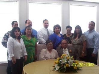 Family of Juan F Garza