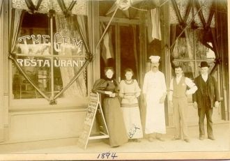 Mattie B. Green, The Gem Restaurant