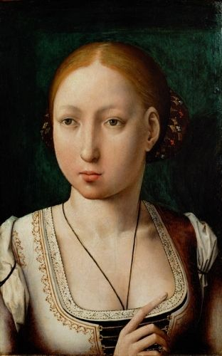 A photo of Joanna of Castile