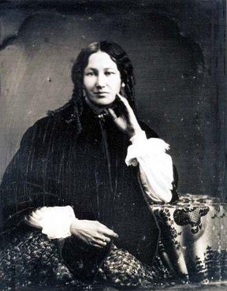 Unknown Barnett woman, Georgia