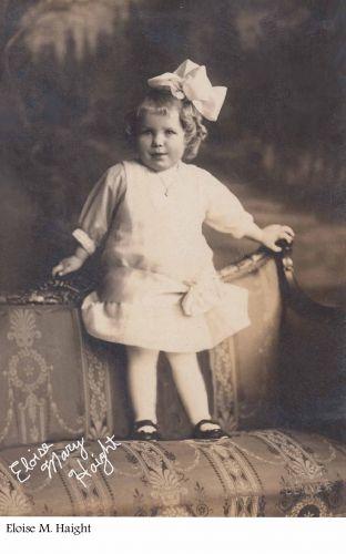 Eloise M. Haight
