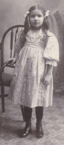 Florence Hattie West