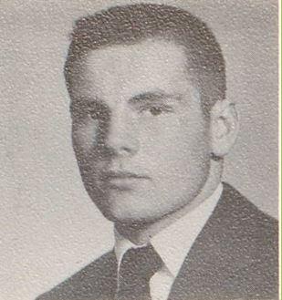 Jerry Walke - 1955 Jackson High School