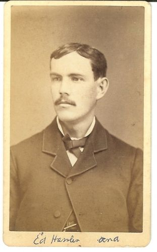 A photo of Edward Augustus Hassler
