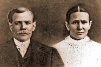 Frank & Magdaline Pochron