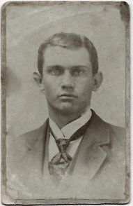 Unknown man, Louisiana