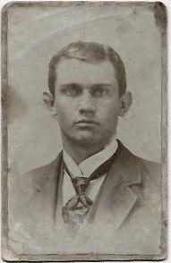 Unknown man, Louisiana