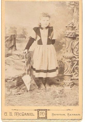 Hattie Laura Berner Reiff