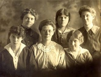 Haworth Sisters