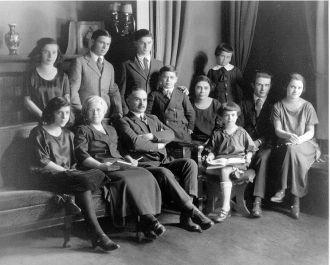 Victor V. Greco Family