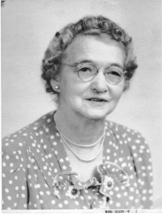 Mary Elizabeth (Lee) Walker