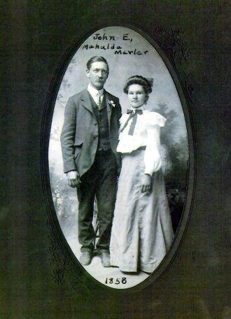 Dr. John Earl Marler & Muhulda White