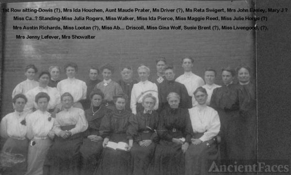 Ladies of Edinburg