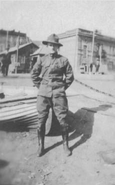 Pvt. Harold C. Bullard