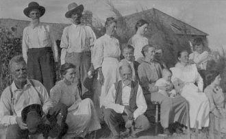 Vinson Family ca 1912