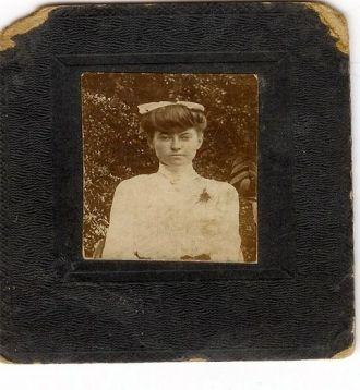 Mattie in frame