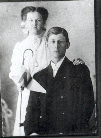 George Nelson Snider & Bertha Farrell