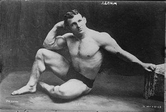 John (Johann) Lemm 1910 Switzerland