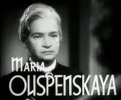 Maria Alekseyevna Ouspenskaya
