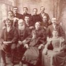 Family of Joseph and Caroline Igglesden Sanborn