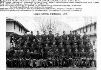 Camp Roberts, 1946